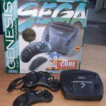 Sega retro genesis – купить в Екатеринбурге, цена 2 000 руб , дата