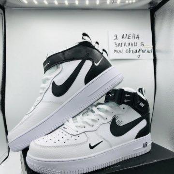 c98404b0 Nike air force off white все размеры – купить в Москве, цена 3 999 ...