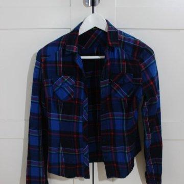 7cfd25600f4 Брендовая рубашка в клетку xs – купить в Санкт-Петербурге