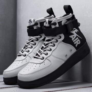 6ee8244a Кроссовки Nike SF Air Force 1 Mid (все размеры)