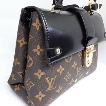 6898977b1ccc Сумка Louis Vuitton Victoire – купить в Москве, цена 4 500 руб ...