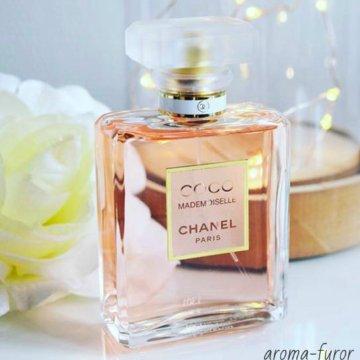 Chanel Coco Mademoiselle 100мл купить в новосибирске цена 700 руб