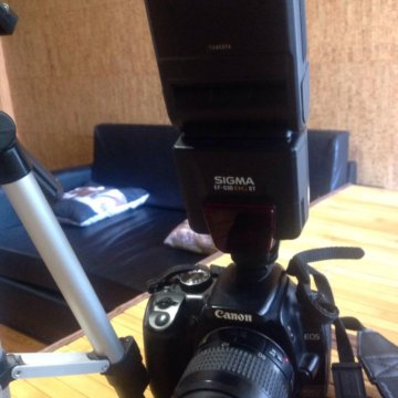 Canon 1000D DS126191 DC 8 1v – купить в Москве, цена 5 500