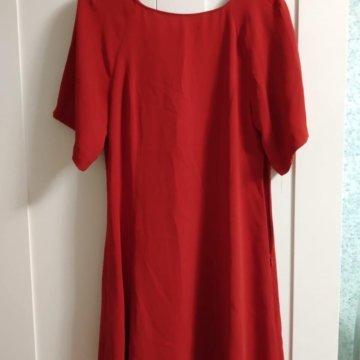 5a57e28557d Платье красное Zara  Красное платье zara