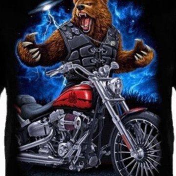 childrens bikers deliver bears - 700×700