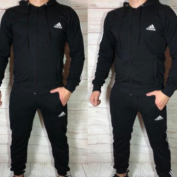bdab1335 Спортивный костюм adidas original – купить в Новокузнецке, цена 3 ...