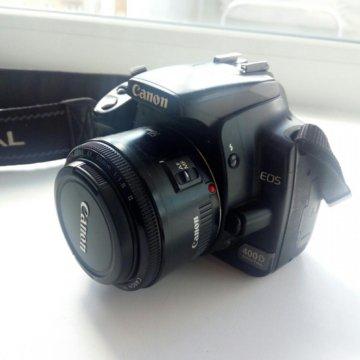 Canon DS126191 (EOS 1000D) – купить в Екатеринбурге, цена 4