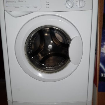 Стиральная машинка индезит не стирает