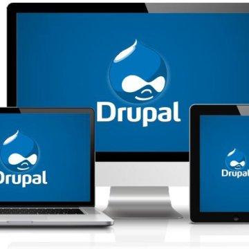 Drupal администрирование и создание сайтов сайт строительной компании внсс