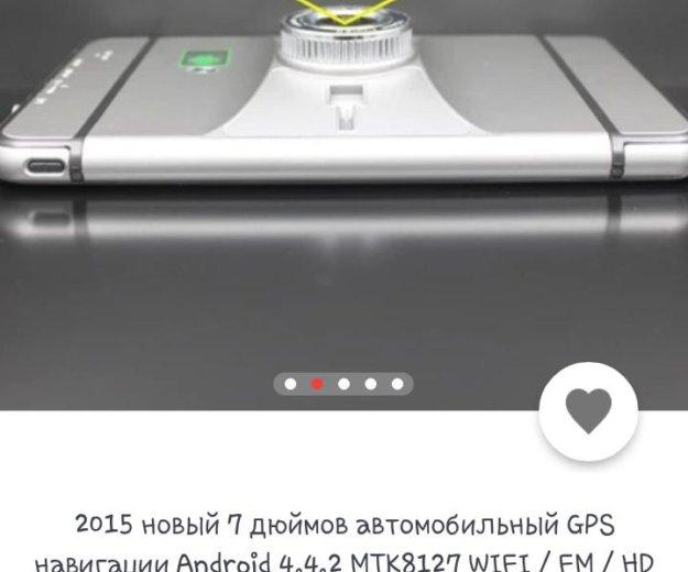 Навигатор + регистратор. Фото 2. Москва.
