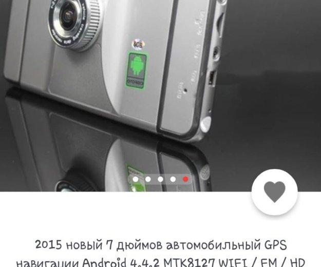 Навигатор + регистратор. Фото 3. Москва.