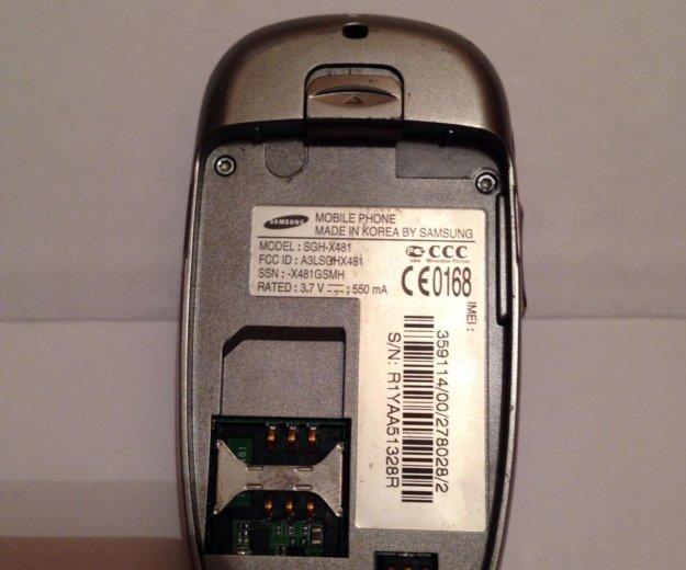 Samsung x481. Фото 2. Кемерово.