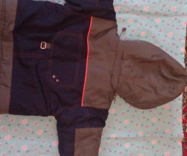 Куртка зимняя + штаны. Фото 3. Самара.