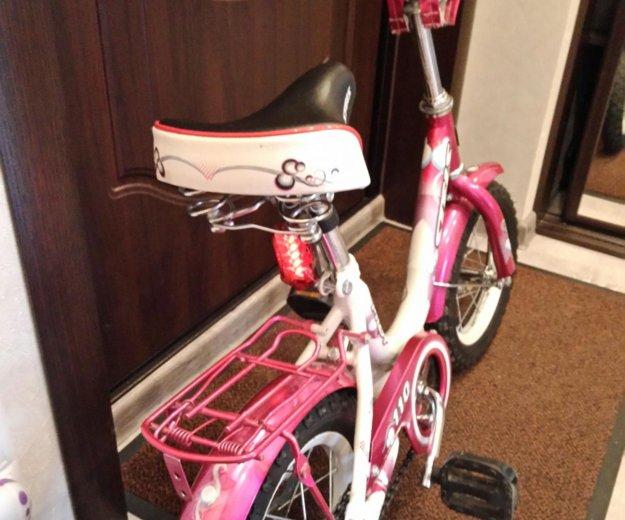 Велосипед детский stels 110. Фото 1. Москва.