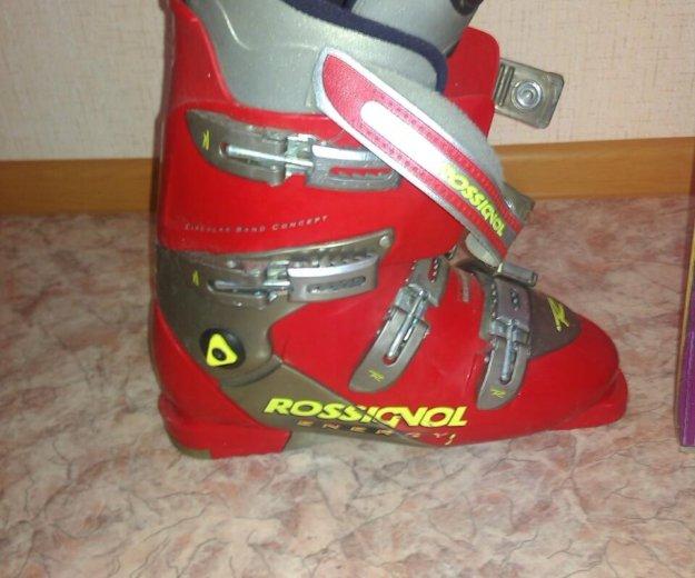 Горные лыжи  ,ботинки, палки. Фото 3. Магнитогорск.