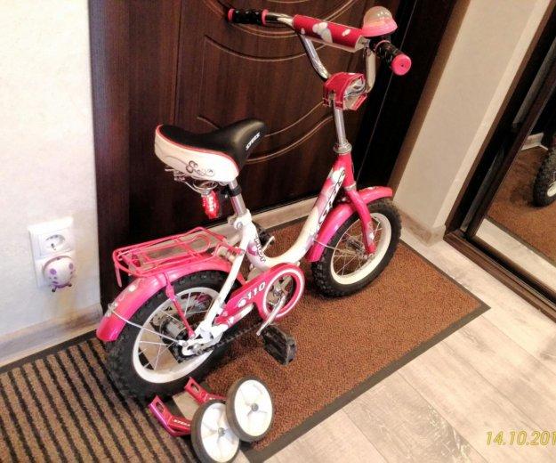 Велосипед детский stels 110. Фото 2. Москва.