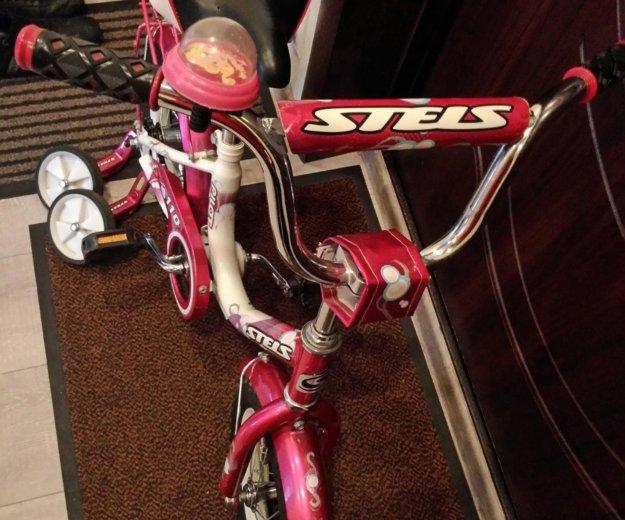 Велосипед детский stels 110. Фото 3. Москва.