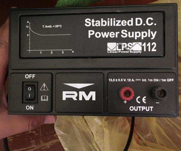 Стабилизатор напряжения power supply lps 112. Фото 2. Малоярославец.