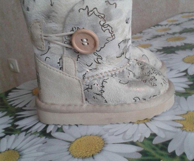 Детская зимняя обувь. Фото 2. Тюмень.