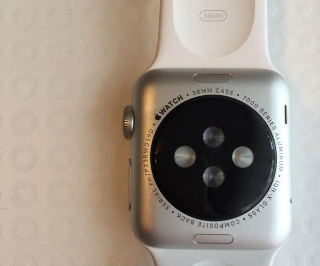 Apple watch 38 mm. Фото 3. Москва.