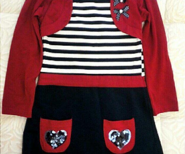 Платье для девочки р-р 116. Фото 1. Балашиха.