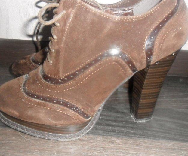 Ботинки 38 р. Фото 2. Новосибирск.