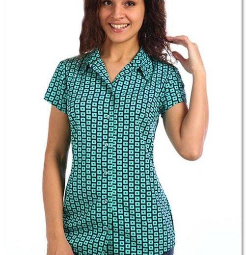 Блузка новая 46 размер. Фото 1. Красноярск.