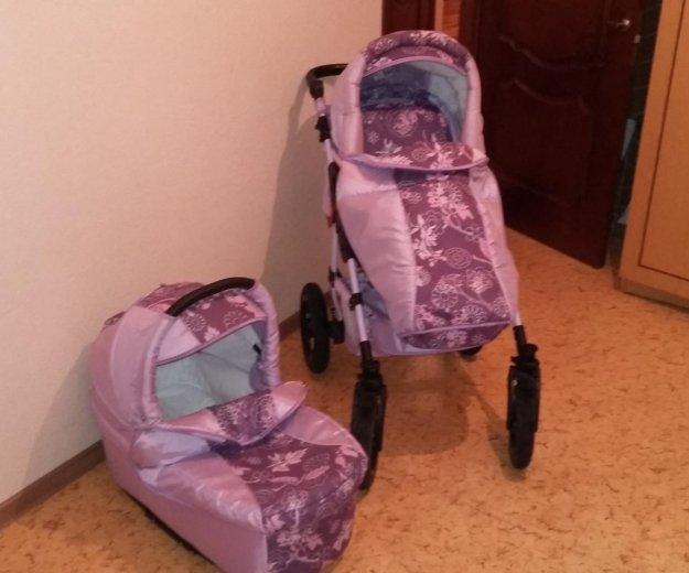 Детская коляска 2 в одном. Фото 2. Москва.