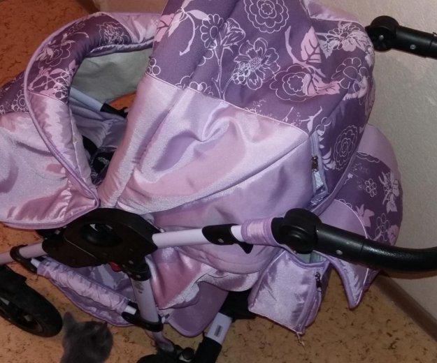 Детская коляска 2 в одном. Фото 3. Москва.