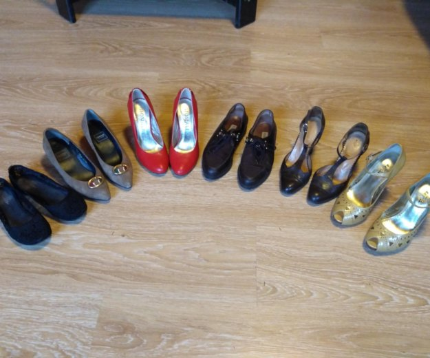 Туфли ботинки 33 р. и  34 р. Фото 1.