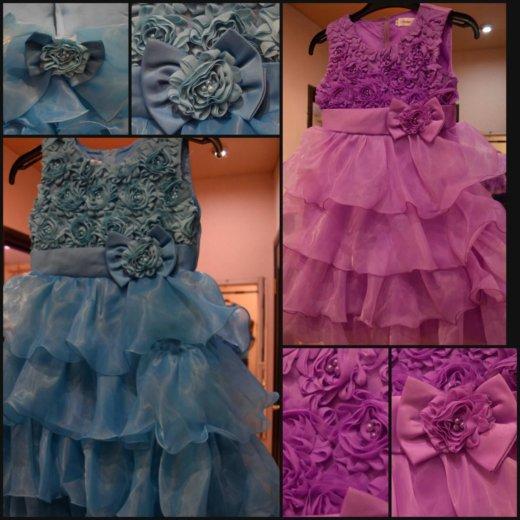 Платья от 2 до 12 лет. Фото 4. Магадан.