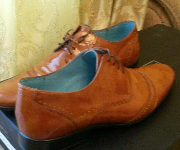 Мужские ботинки. Фото 1. Химки.