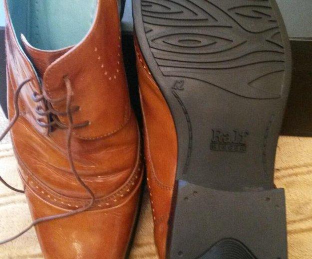 Мужские ботинки. Фото 4. Химки.