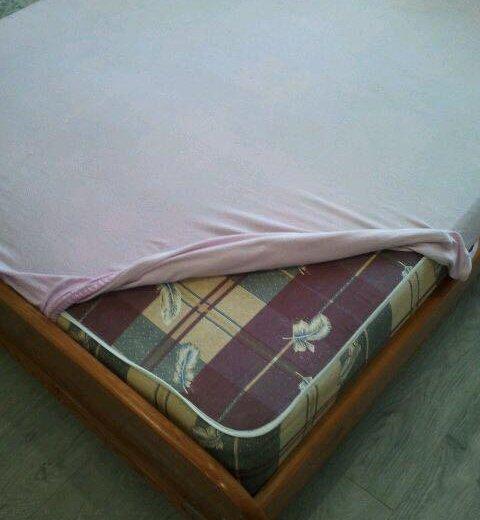 Кровать с матрасом. Фото 2. Москва.