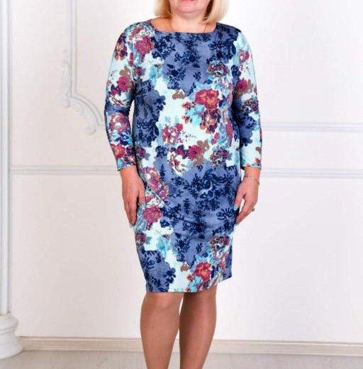 Платье новое размер 48-50. Фото 1. Красноярск.