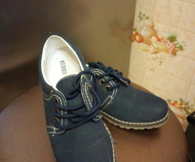 Туфли замшевые. Фото 2. Красноармейск.