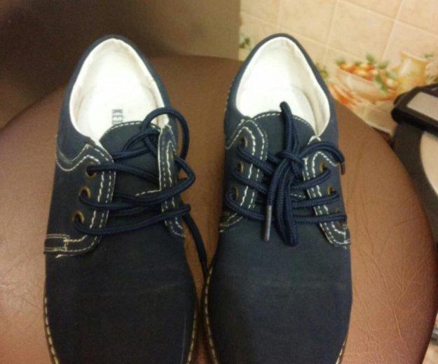 Туфли замшевые. Фото 1. Красноармейск.