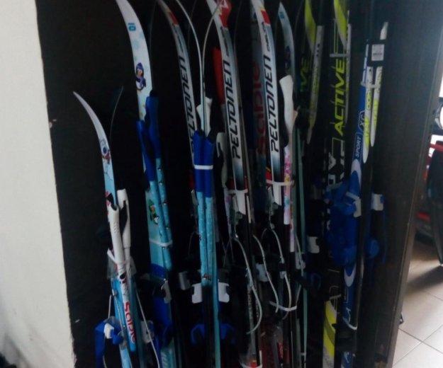 Лыжный набор. Фото 1. Рязань.