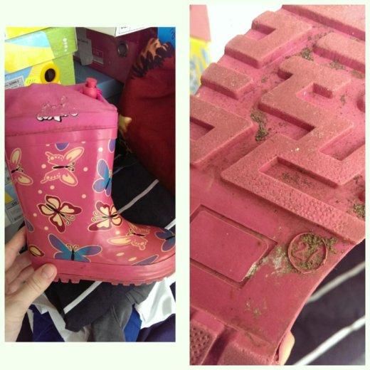 Обувь для девочки. Фото 1.