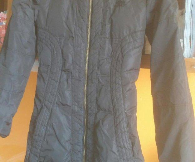 Зимняя куртка для девочки young versace. 8-11 лет. Фото 1. Новый Уренгой.