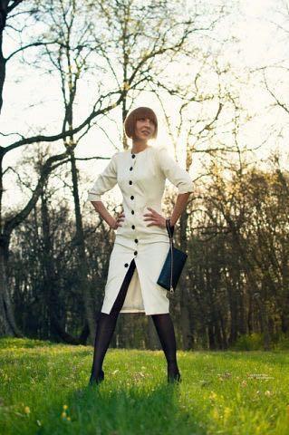 Платье френч. Фото 1. Курск.