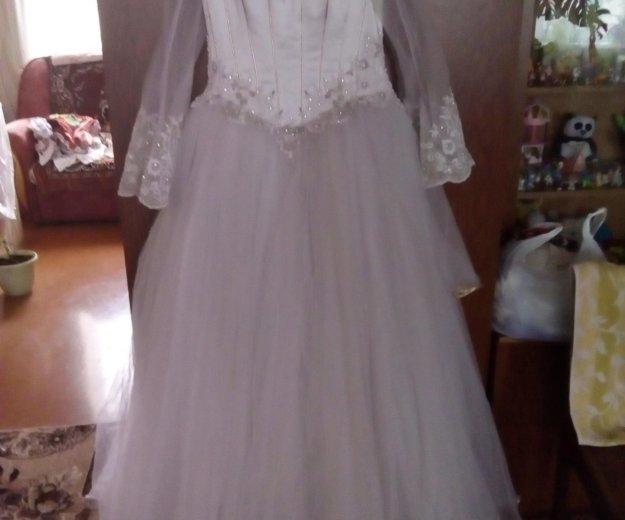 Свадебное платье. Фото 1. Малая Пурга.