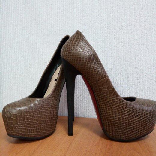 Новые туфли. Фото 1.