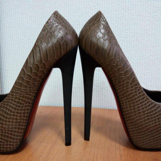 Новые туфли. Фото 3.