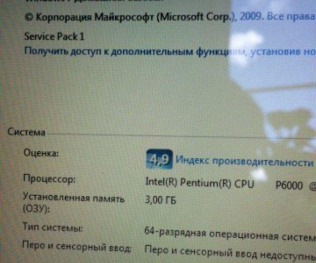 Sony vaio 300gb озу 3gb. Фото 4. Санкт-Петербург.