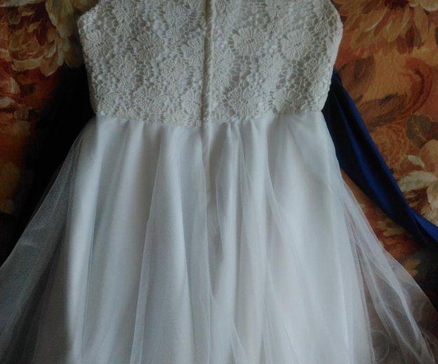 Платье праздничное на девочку. Фото 3. Дзержинск.