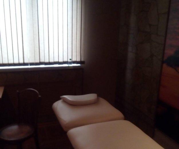 Медицинский массаж. Фото 1. Липецк.