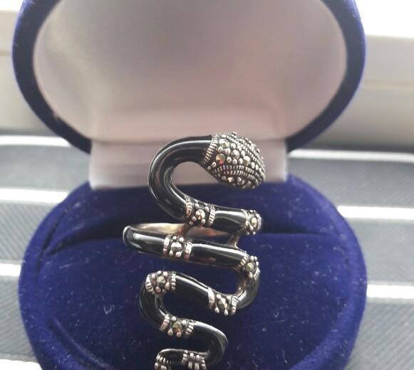 Кольцо серебряное. Фото 1. Мытищи.
