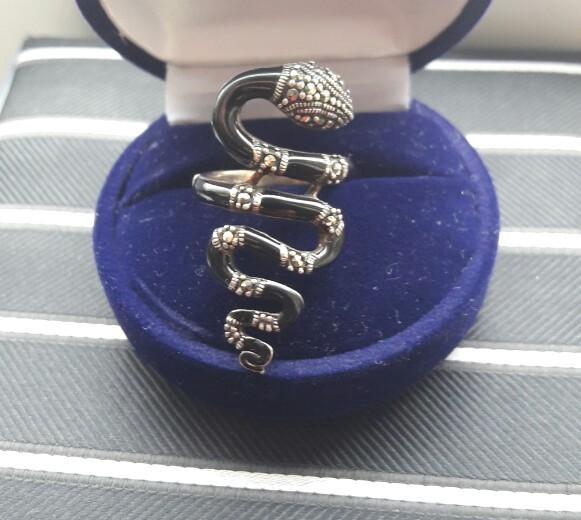 Кольцо серебряное. Фото 3. Мытищи.