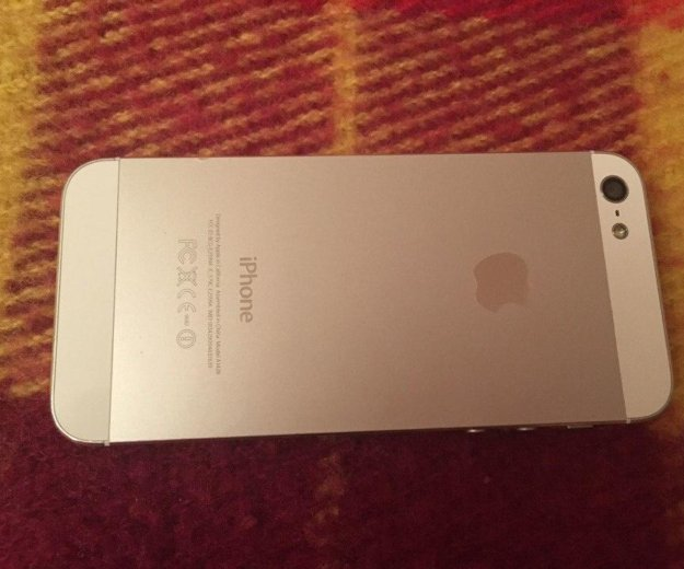 Iphone 5 (16 gb). Фото 1. Москва.